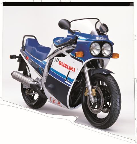 Suzuki GSXR: 30 años de revolución 1985