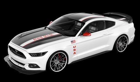 Ford Mustang Apollo Edition, el más especial