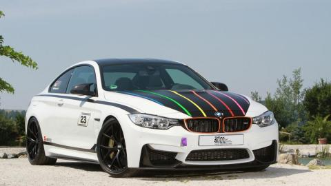 BMW M4 DTM Champion by TVW