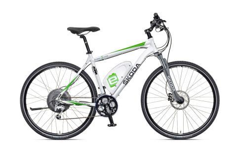 Bicicleta eléctrica de Skoda