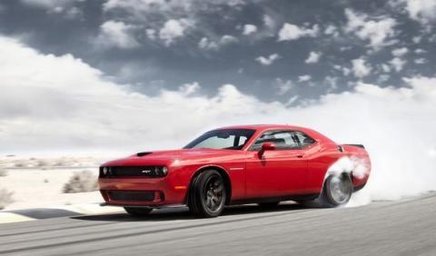 Dodge Challenger Hellcat X: una locura de 800 CV