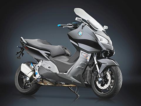 BMW 600 Sport Rizoma perfil