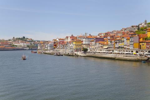 Ribera del Duero, en Oporto