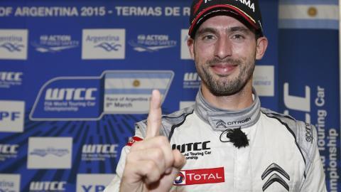 Pechito López quiere correr las 24 Horas de Le Mans