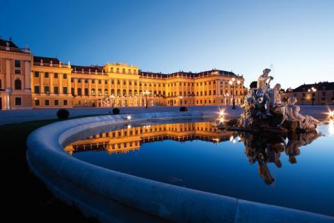 Palacio de Sissí.