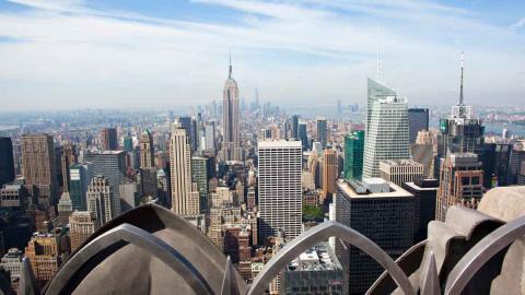Top of the Rock, Nueva York