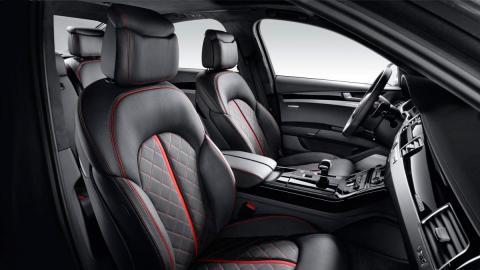 Audi A8 Edition 21 asientos negros
