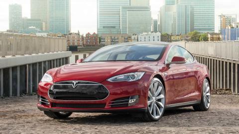 Tesla Model S de taxi: ¡también en Moscú!