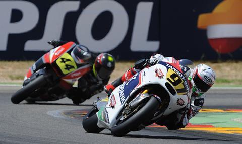 Xavi Vierge será el nuevo piloto del equipo Tech3 en Moto2