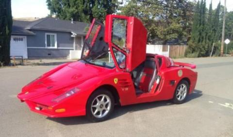 Réplica Ferrari Enzo