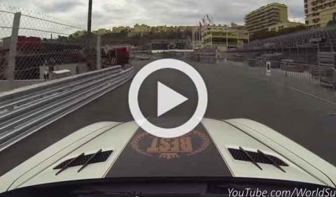 El Mercedes SLS AMG que suena como los ángeles