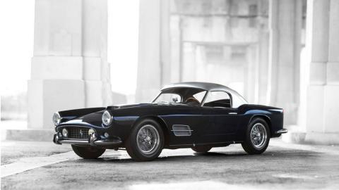 subasta mejor colección mundo Ferrari 250 california