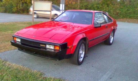 Algunas razones para amar un Toyota Celica de 1982