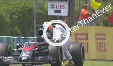GP de Hungría 2015: la parodia
