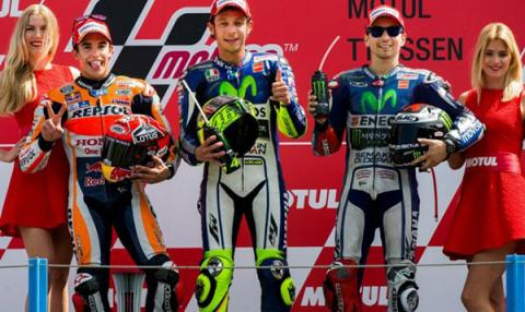 ¿Qué necesitan Rossi, Lorenzo o Márquez para ser campeones?