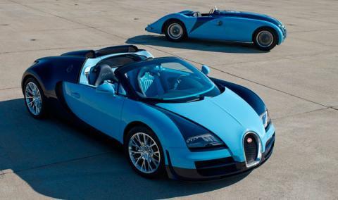 ¿Es el Bugatti Veyron Grand Sport más extraño del mundo?