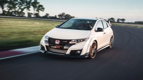 ¿Puede el Honda Civic Type R con el Audi RS3 y el BMW M3?