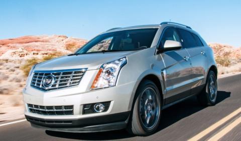El Cadillac XT5-V, descartado por su presidente