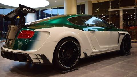 Bentley Continental GT Race Mansory venta