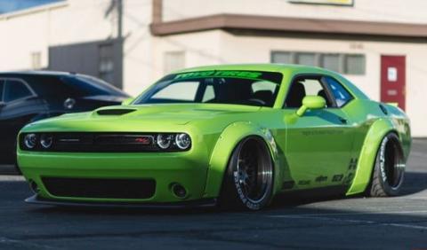 Dodge Challenger RT Hellcat LB Works