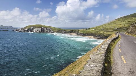 carretera Irlanda Ringo of Kerry