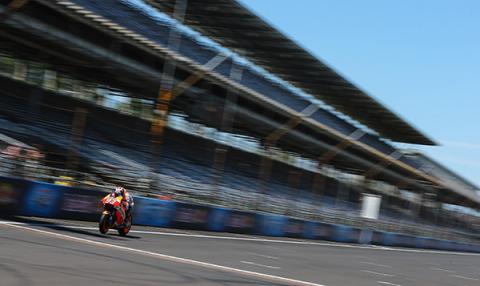 Clasificación MotoGP GP de Indianapolis 2015: Márquez rompe