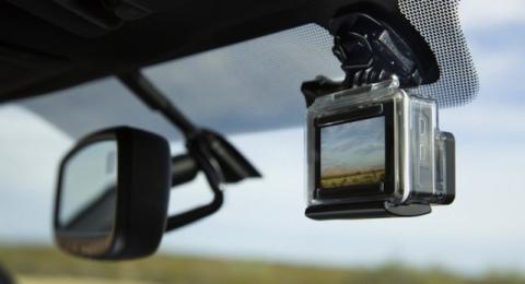 Cámaras GoPro: ¿próximamente de serie en los coches?