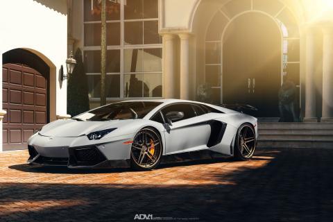 Lamborghini Aventador Novitec ADV1