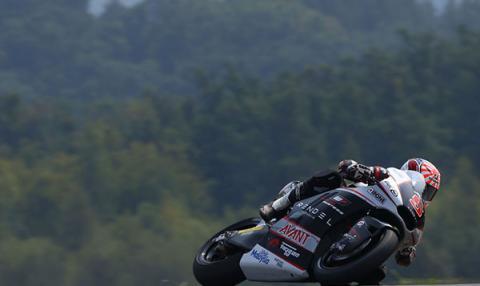 Carrera Moto2 Brno 2015: Zarco afianza su dominio