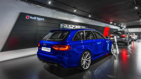 Audi Sport RS4 australia