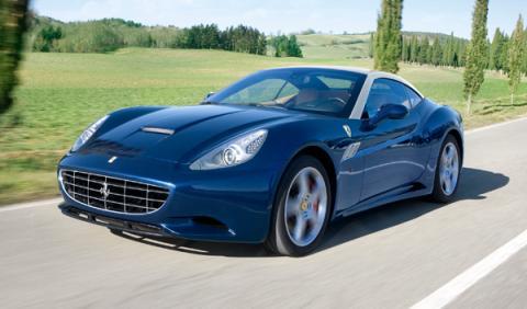 La próxima generación del Ferrari California, más agresiva