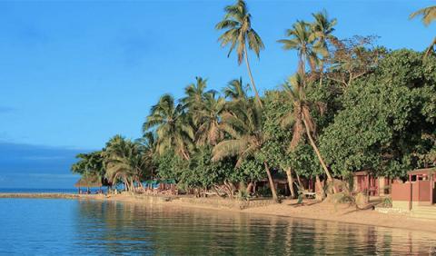 Isla Toberua