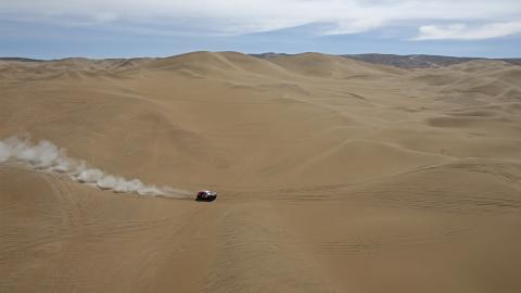 Se cancela el paso por Perú del Dakar 2016