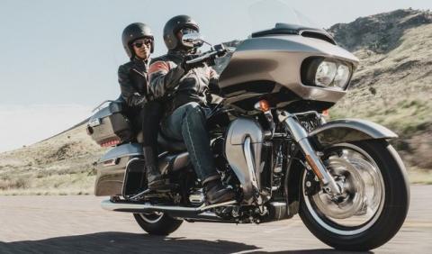 El proyecto Rushmore resucita la Harley-Davidson Road Glide