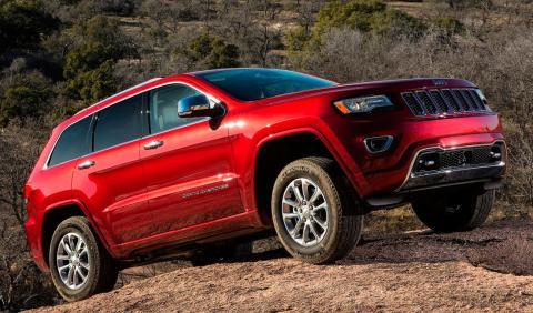Posible defecto en 408.000 Jeep Grand Cherokee