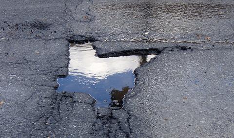 Nueva tecnología de Google que detecta baches en carretera