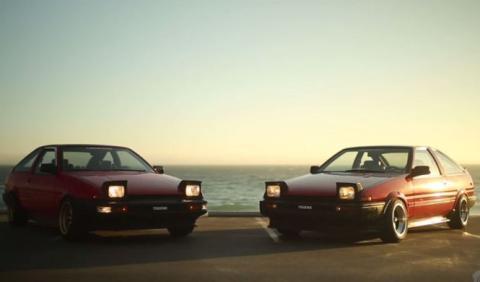 Una historia de pasión por el Toyota Corolla AE86