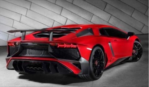 Lamborghini Aventador LP 750-4 SV Roadster 2017, desvelado