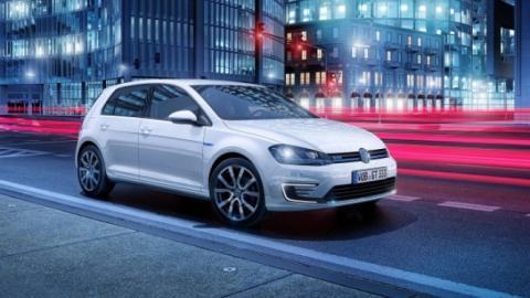 VW Golf GTE: en un mes se convierte en líder de ventas
