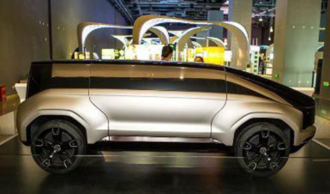VW visualiza cómo será nuestra vida en 2030: ¿a 1.000 km/h?