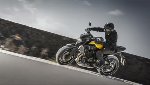 Las 10 motos más vendidas en agosto 2015