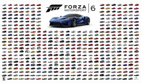 Ya está disponible la demo oficial del 'Forza Motorsport 6'