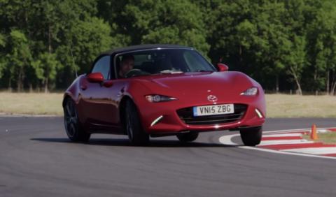 Mazda MX-5 2015 vs Toyota GT86, ¿cuál es más rápido?