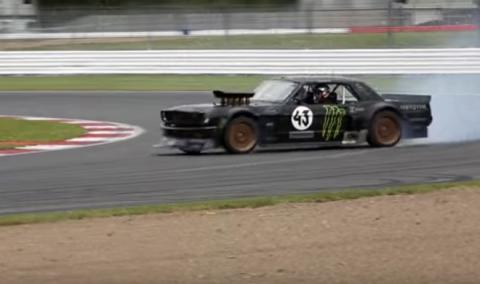 Vídeo: cómo hacer drift, según Ken Block