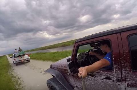 Cómo arruinar un selfie al volante