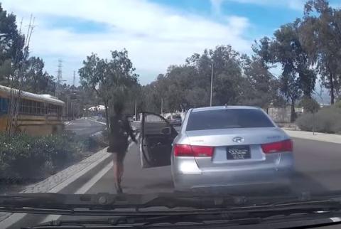 ¿Cómo definir a esta conductora? Pincha y opina
