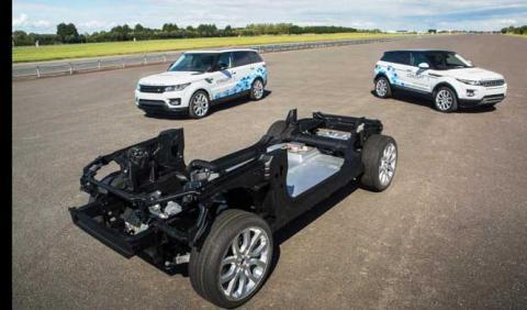 Tres nuevos concepts de Land Rover