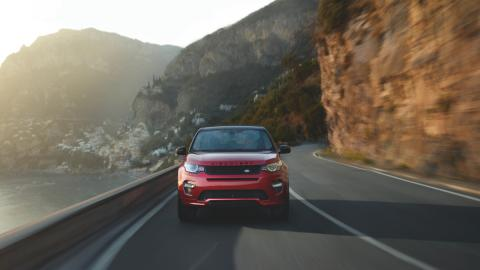 Land Rover Discovery Sport Dynamic frontal