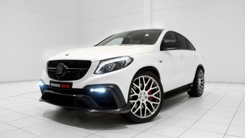 Mercedes GLE 63 Brabus 850 Biturbo