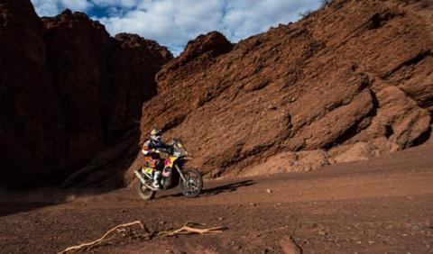 Argentina, ansiosa por acoger el rally Dakar de 2016
